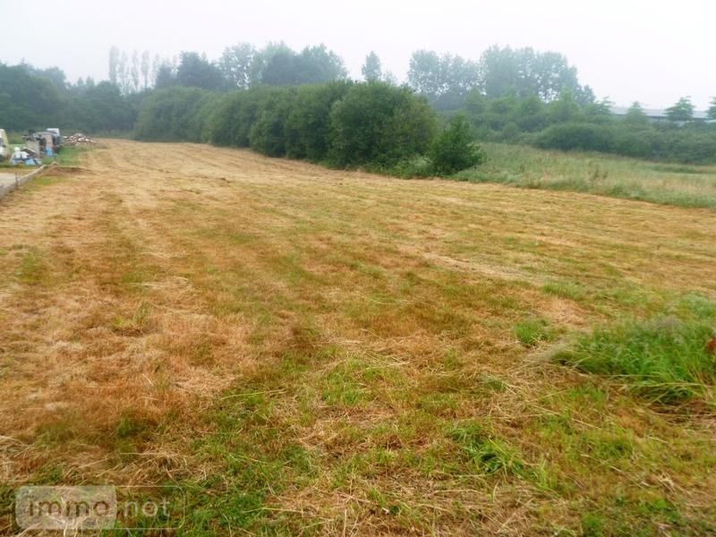 Terrain a batir a vendre Guémené-sur-Scorff 56160 Morbihan 4181 m2  41103 euros