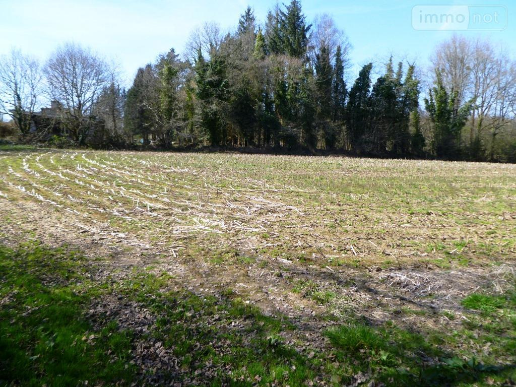 Terrain a batir a vendre Kernascléden 56540 Morbihan 7749 m2  84860 euros
