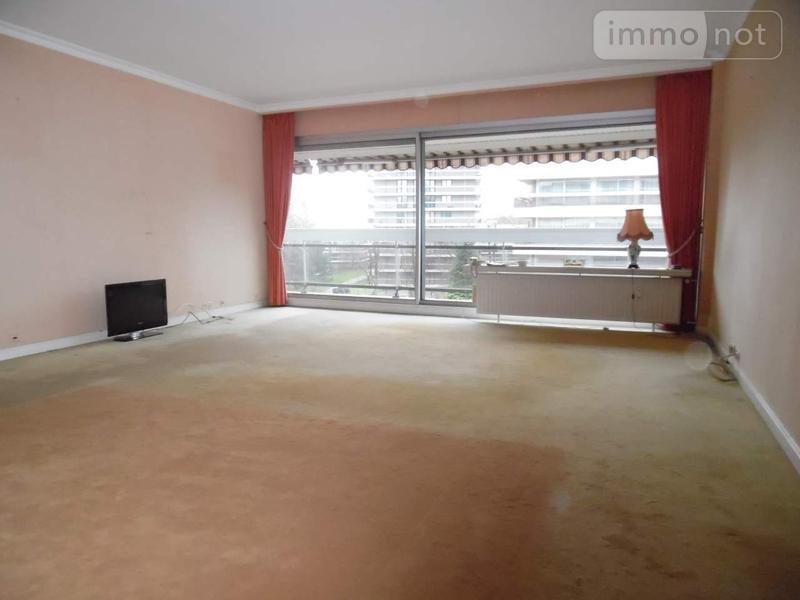 Appartement a vendre Croix 59170 Nord 83 m2 3 pièces 205000 euros