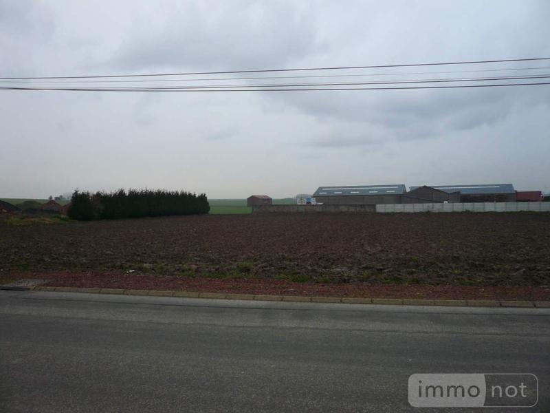 Terrain a batir a vendre Graincourt-lès-Havrincourt 62147 Pas-de-Calais 3627 m2  94072 euros