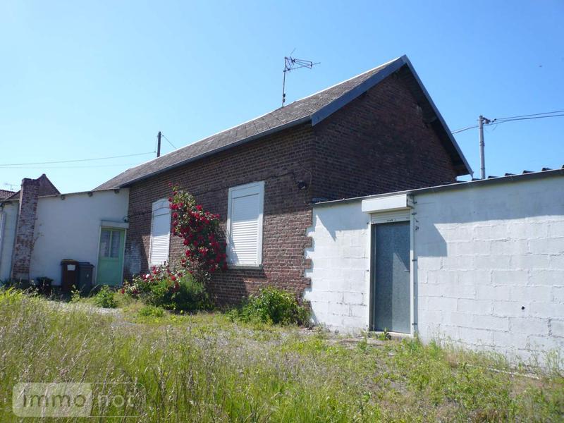 Achat maison a vendre gouzeaucourt 59231 nord 95 m2 5 for Achat maison individuelle nord