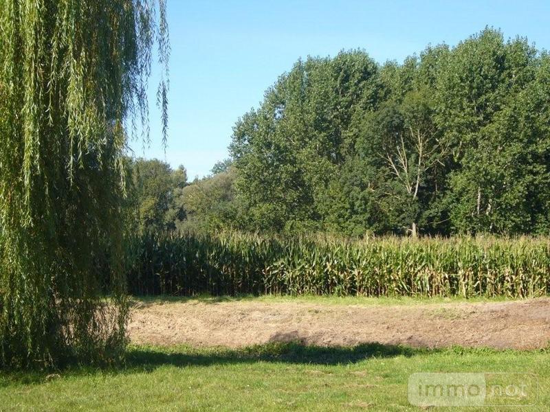 Terrain a batir a vendre Honnecourt-sur-Escaut 59266 Nord 731 m2  29680 euros
