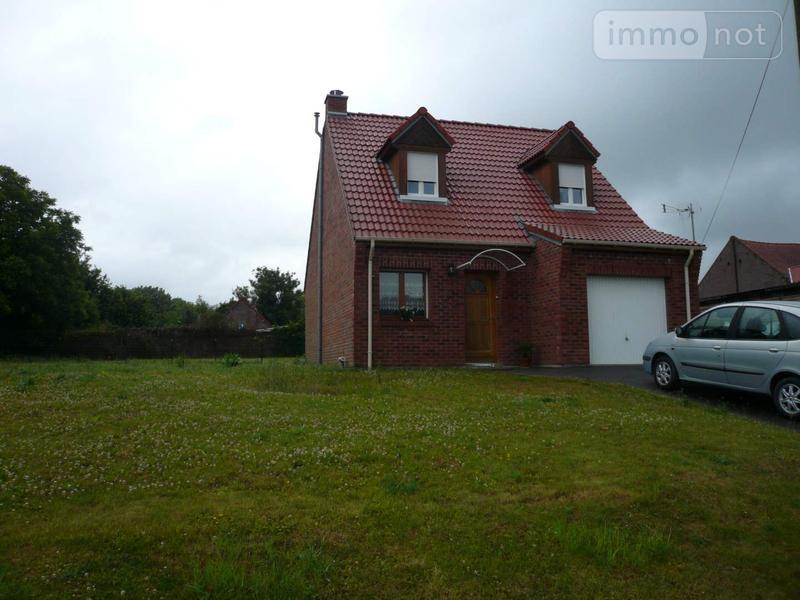 Maison a vendre Doignies 59400 Nord 79 m2 5 pièces 155872 euros