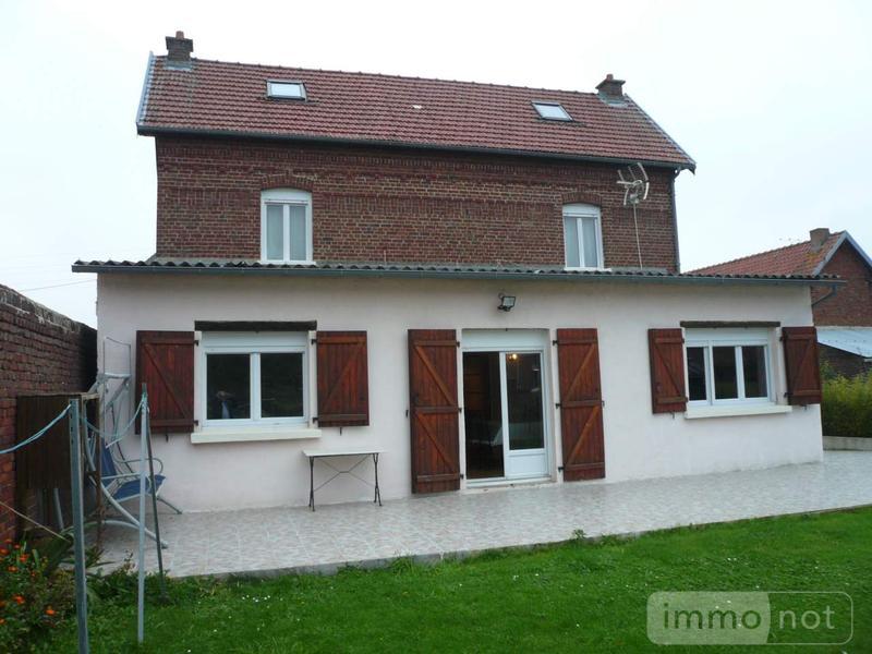 Achat maison a vendre gouzeaucourt 59231 nord 131 m2 7 for Achat maison individuelle nord