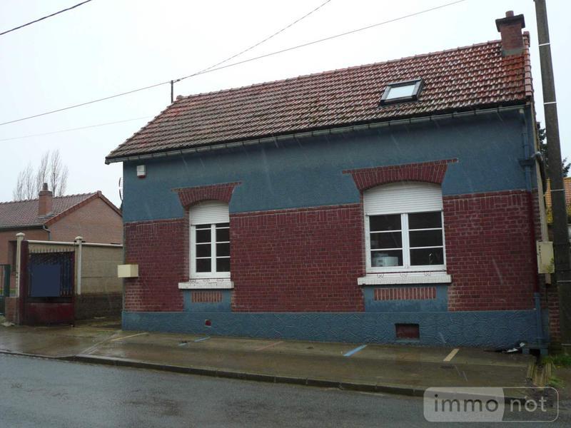 Maison a vendre Hermies 62147 Pas-de-Calais 110 m2 8 pièces 130122 euros
