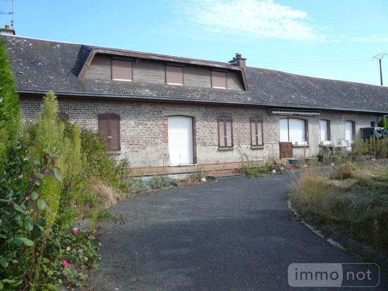 Maison a vendre Saint-Vaast-en-Cambrésis 59188 Nord 140 m2 5 pièces 167000 euros