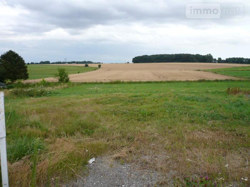 Terrain a batir a vendre Walincourt-Selvigny 59127 Nord 1644 m2  37400 euros