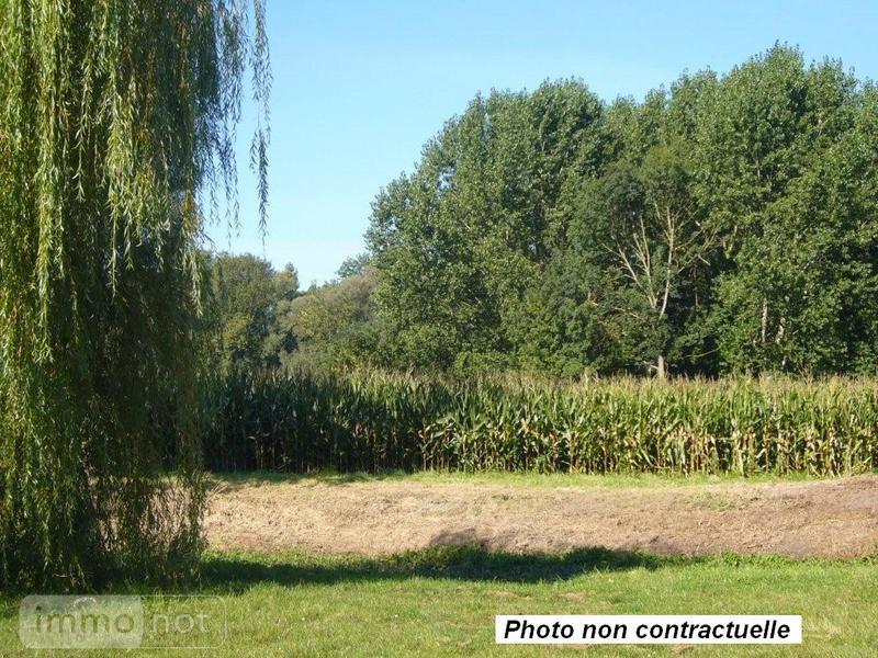 Terrain a batir a vendre Honnecourt-sur-Escaut 59266 Nord 2090 m2  52862 euros