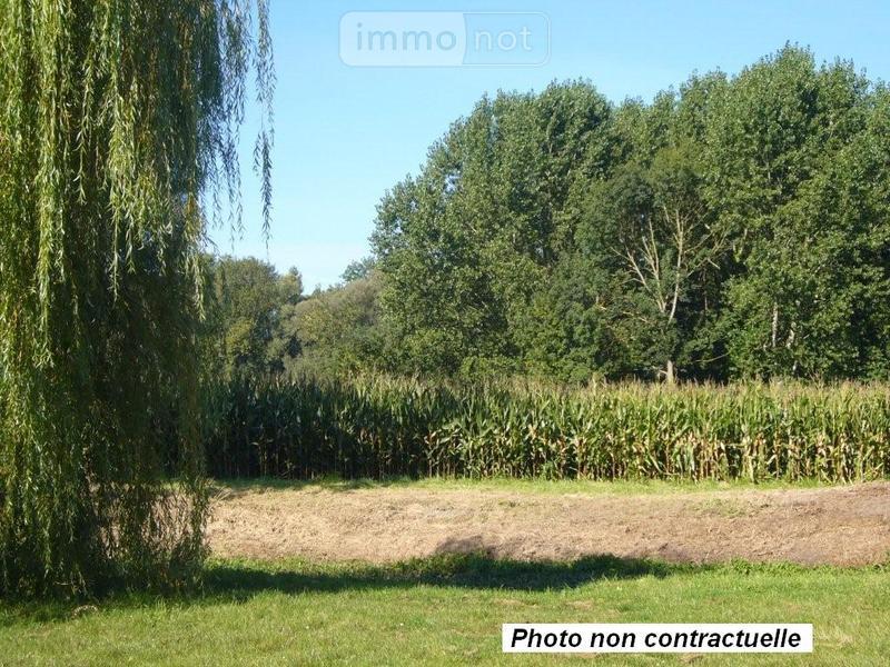 Terrain a batir a vendre Honnecourt-sur-Escaut 59266 Nord 1015 m2  40272 euros