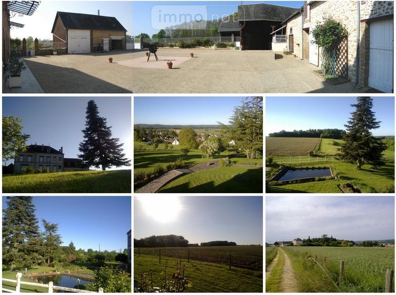 propriete a vendre Dollon 72390 Sarthe 326 m2 9 pièces 330972 euros