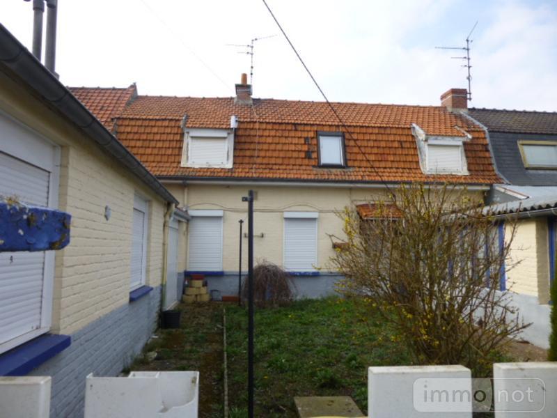 Maison a vendre Douvrin 62138 Pas-de-Calais 90 m2 5 pièces 104370 euros