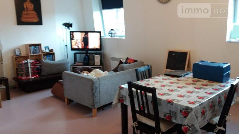 Location appartement La Bassée 59480 Nord 58 m2 3 pièces 550 euros