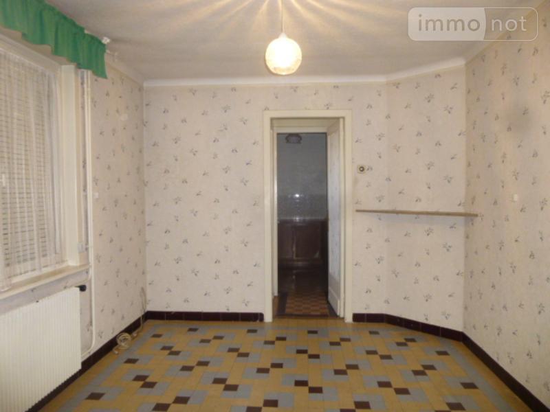 Maison a vendre Béthune 62400 Pas-de-Calais 110 m2 6 pièces 166170 euros