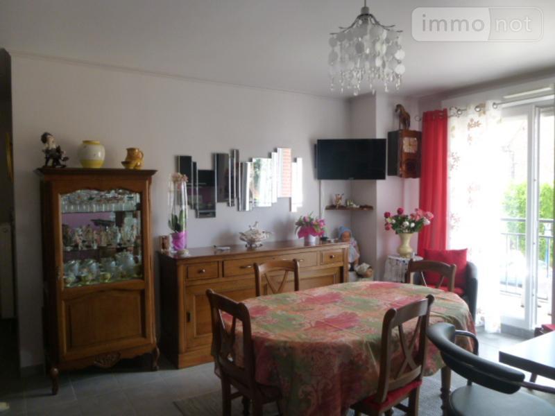 Appartement a vendre Wingles 62410 Pas-de-Calais 72 m2 3 pièces 163000 euros