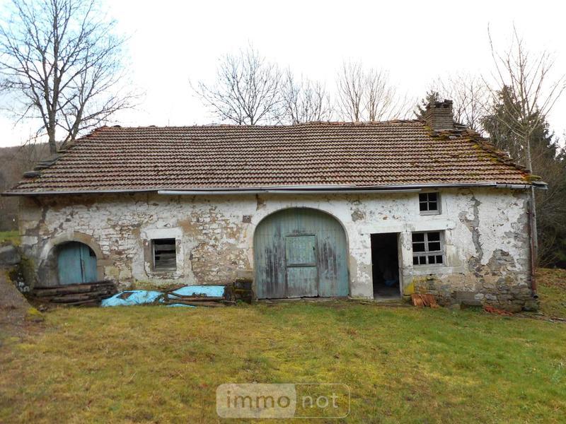 Maison a vendre Saint-Bresson 70280 Haute-Saone 133 m2 3 pièces 38000 euros