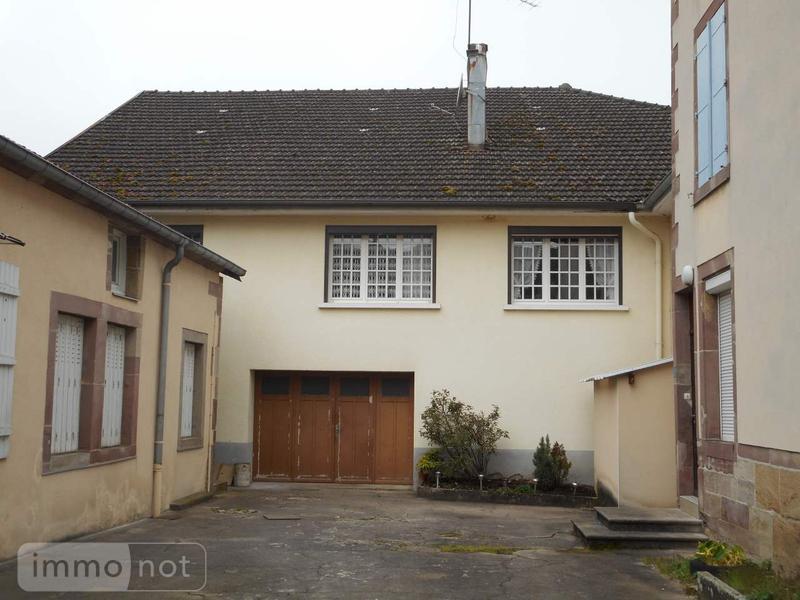 Maison a vendre Bouligney 70800 Haute-Saone 166 m2 5 pièces 86000 euros