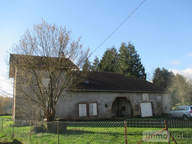 Maison a vendre Mélisey 70270 Haute-Saone 173 m2 6 pièces 159000 euros