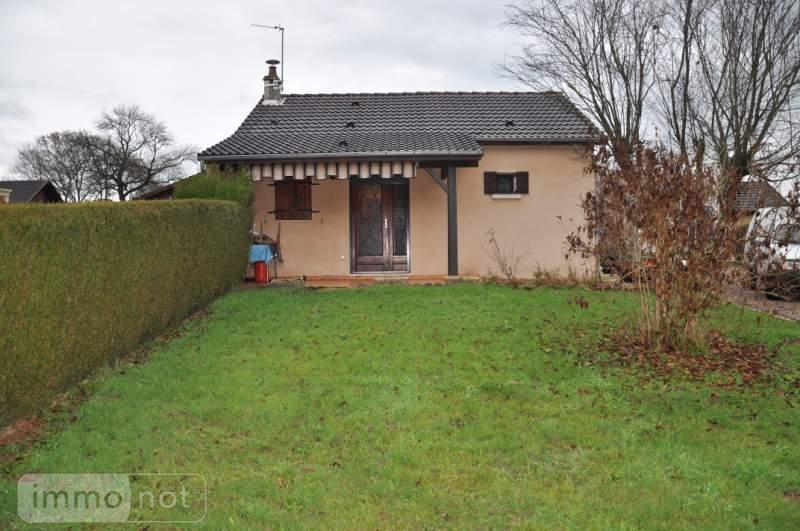 Maison a vendre La Boulaye 71320 Saone-et-Loire 2 pièces 83772 euros