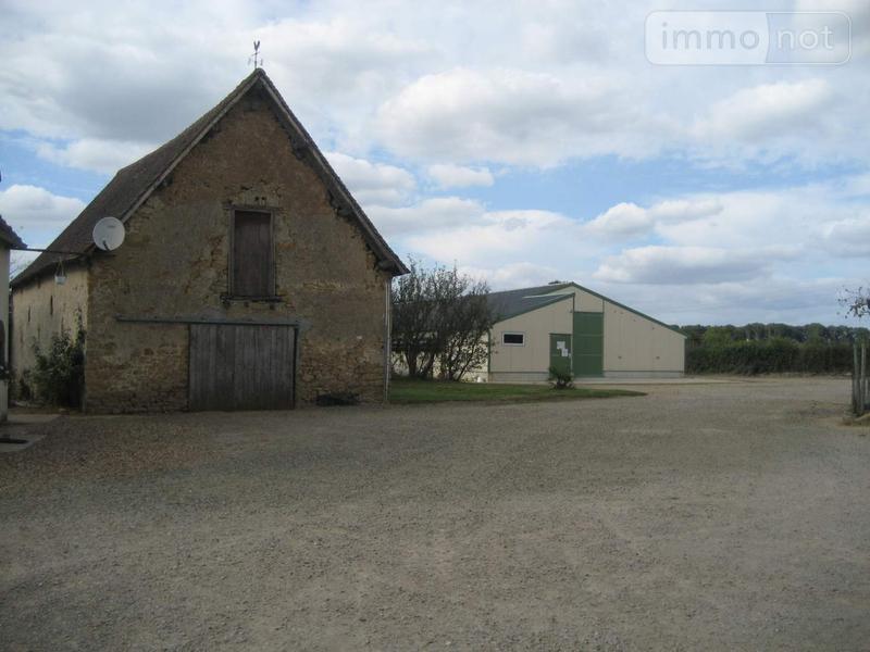 propriete a vendre Saint-Aignan 72110 Sarthe  320672 euros
