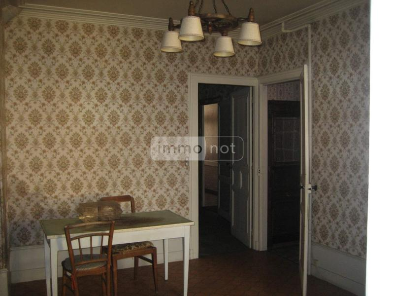 Maison a vendre Bonnétable 72110 Sarthe 100 m2 4 pièces 60160 euros