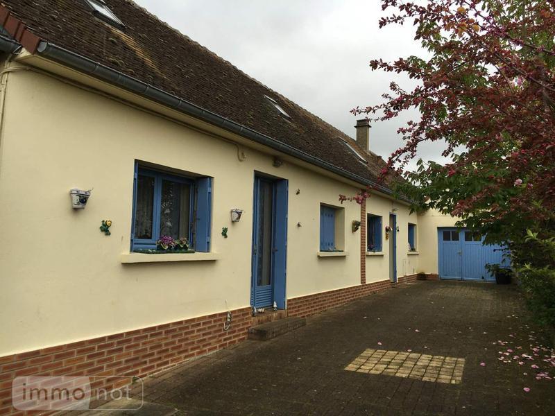 Maison a vendre Bonnétable 72110 Sarthe 90 m2 2 pièces 107320 euros