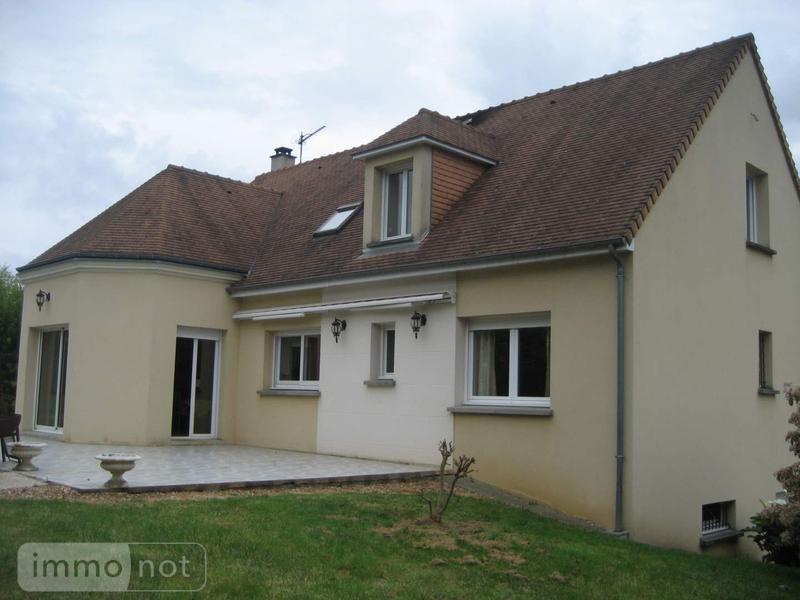 Maison a vendre La Bazoge 72650 Sarthe 154 m2 7 pièces 365120 euros