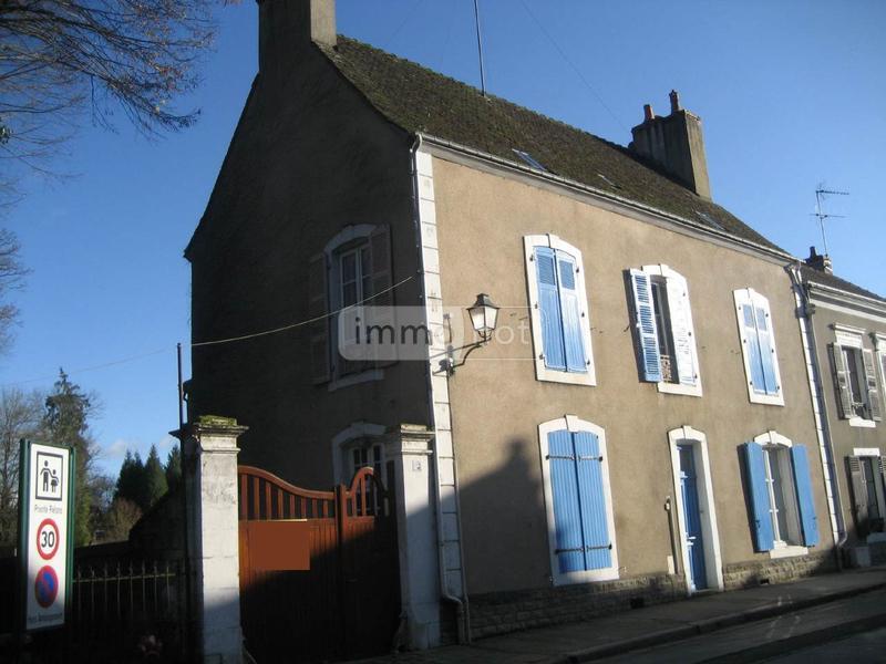 Maison a vendre Bonnétable 72110 Sarthe  258872 euros