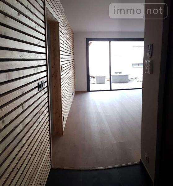 Appartement a vendre Châtel 74390 Haute-Savoie 88 m2 4 pièces 590000 euros
