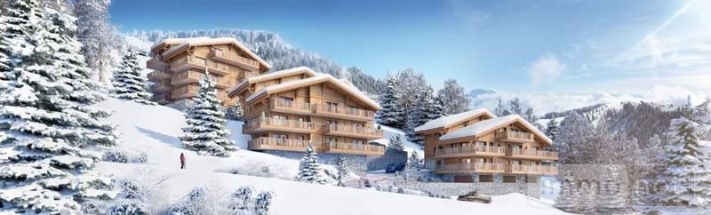 Appartement a vendre Châtel 74390 Haute-Savoie 37 m2 2 pièces 221760 euros
