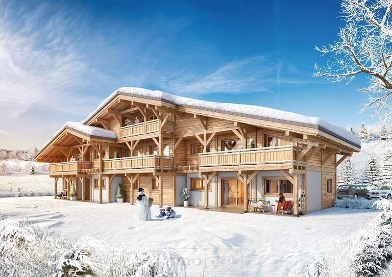 Appartement a vendre Bernex 74500 Haute-Savoie 61 m2 3 pièces 225100 euros