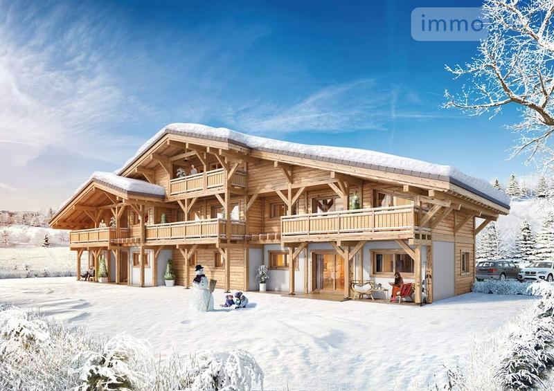 Appartement a vendre Bernex 74500 Haute-Savoie 59 m2 3 pièces 232400 euros