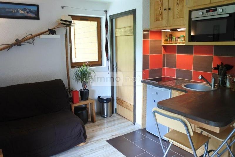 Appartement a vendre Châtel 74390 Haute-Savoie 25 m2 1 pièce 132500 euros