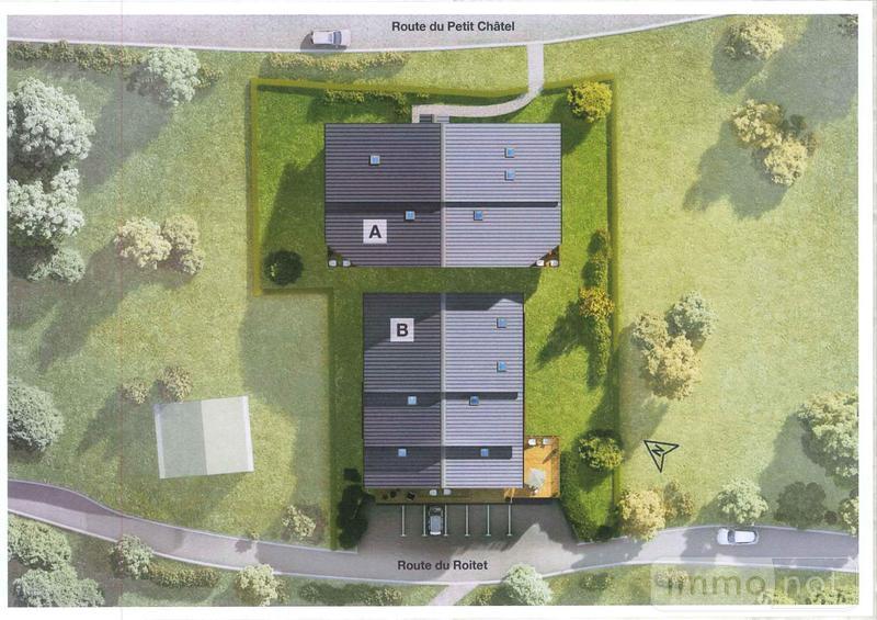 Appartement a vendre Châtel 74390 Haute-Savoie 58 m2 2 pièces 332000 euros