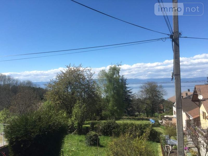 Viager maison Lugrin 74500 Haute-Savoie 90 m2 9 pièces 200000 euros