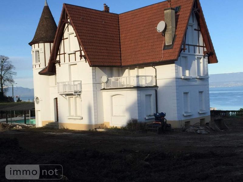 Maison a vendre Neuvecelle 74500 Haute-Savoie 250 m2 12 pièces 890090 euros