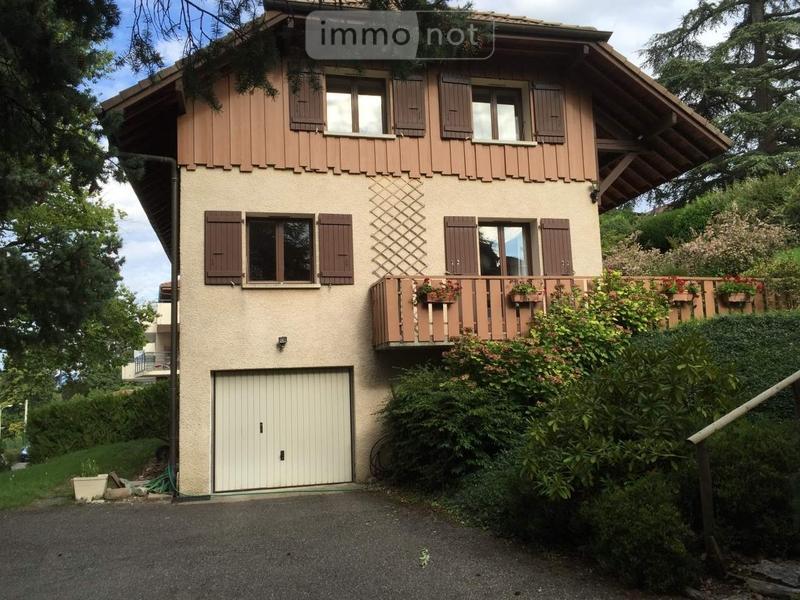 Maison a vendre Publier 74500 Haute-Savoie 180 m2 6 pièces 498000 euros