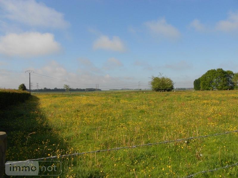 Terrain a batir a vendre Ernemont-sur-Buchy 76750 Seine-Maritime 1400 m2  52202 euros