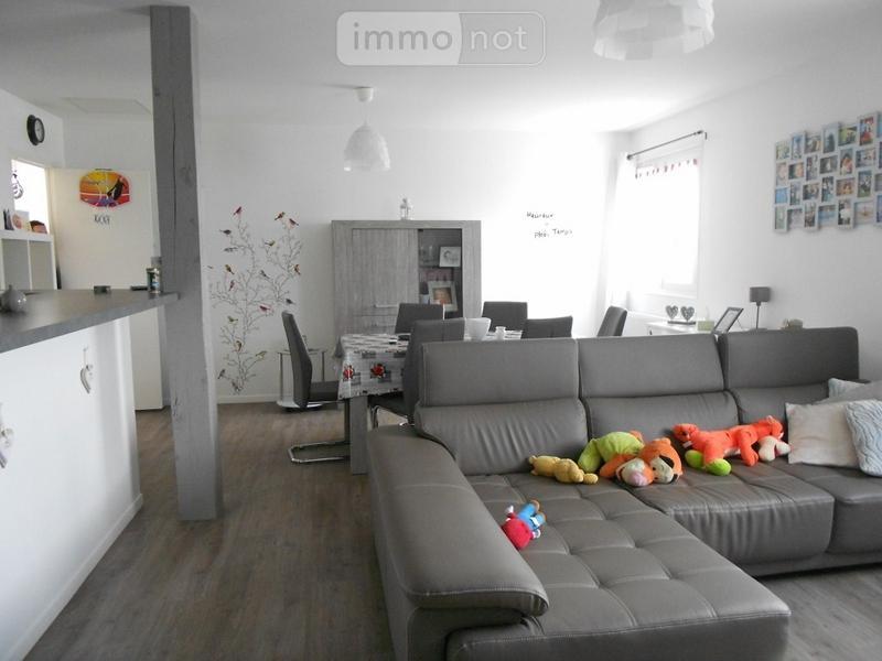 Appartement a vendre Buchy 76750 Seine-Maritime 90 m2 4 pièces 155200 euros