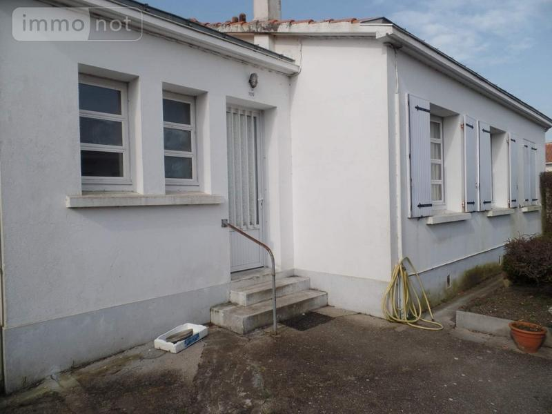 Maison a vendre Beauvoir-sur-Mer 85230 Vendee 70 m2 4 pièces 100700 euros