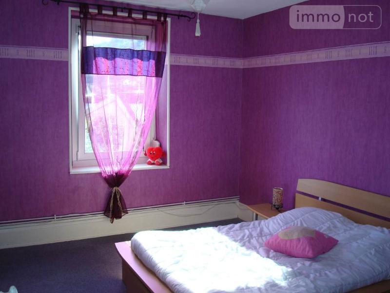 Appartement a vendre Cornimont 88310 Vosges 89 m2 4 pièces 104400 euros