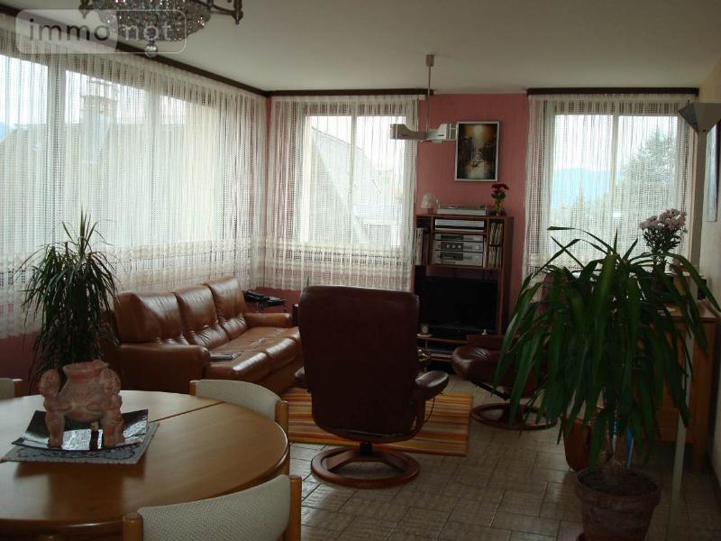 Appartement a vendre Remiremont 88200 Vosges 64 m2 2 pièces 60580 euros