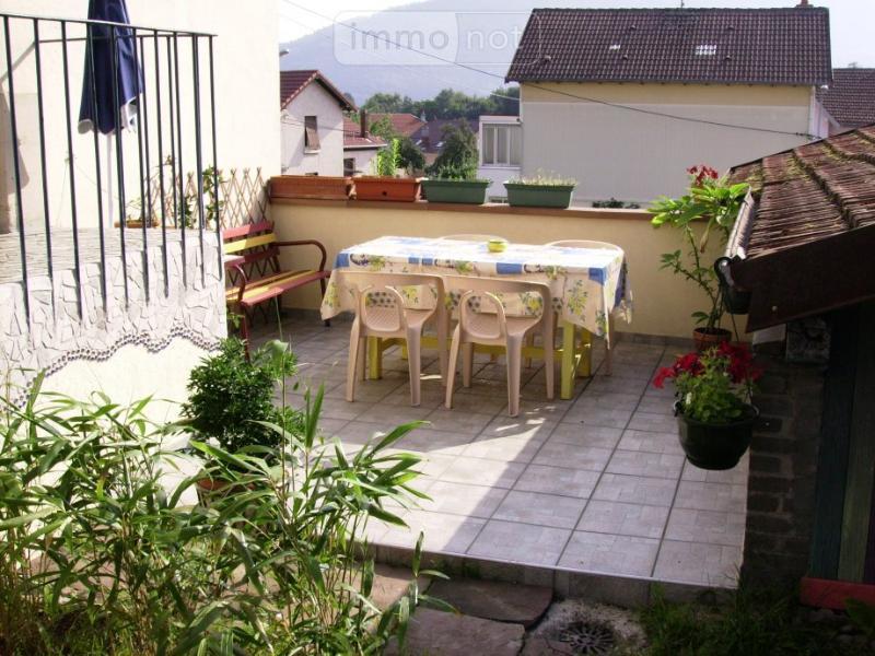 Appartement a vendre Remiremont 88200 Vosges 60 m2 2 pièces 114600 euros