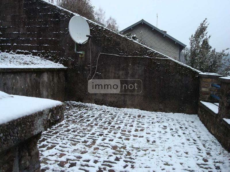 Maison a vendre Plombières-les-Bains 88370 Vosges 110 m2 5 pièces 106417 euros