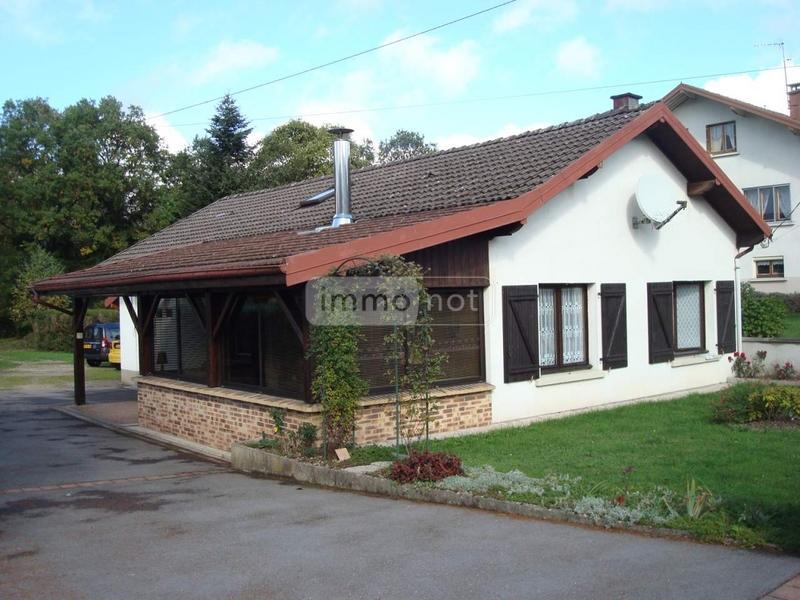 Viager maison vagney 88120 vosges 88 m2 4 pi ces 20000 euros - Achat maison en viager ...