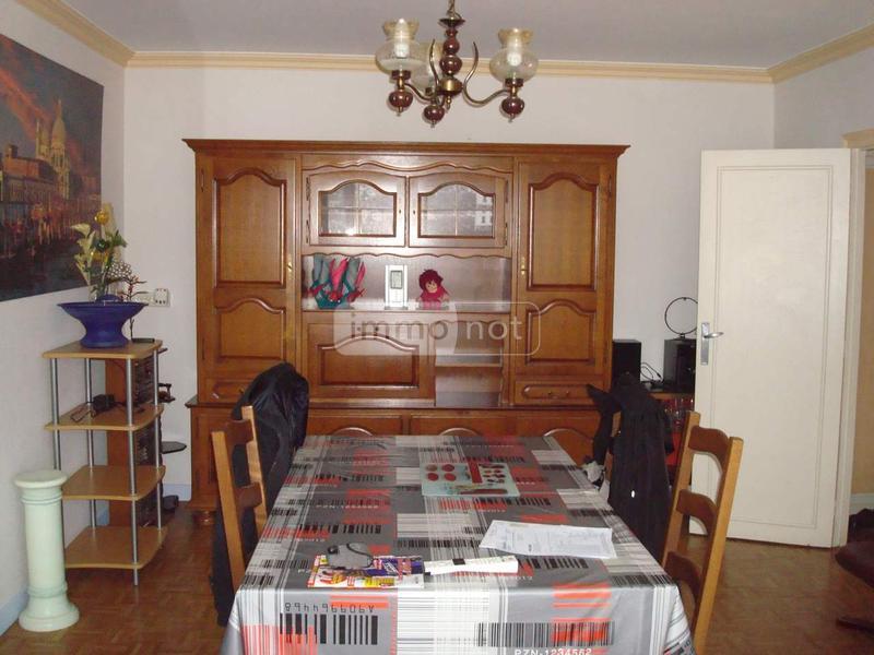 Appartement a vendre Épinal 88000 Vosges 71 m2 3 pièces 79900 euros