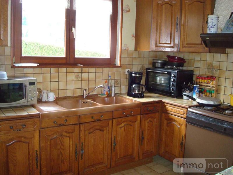 Maison a vendre Saint-Amé 88120 Vosges 82 m2 5 pièces 135272 euros