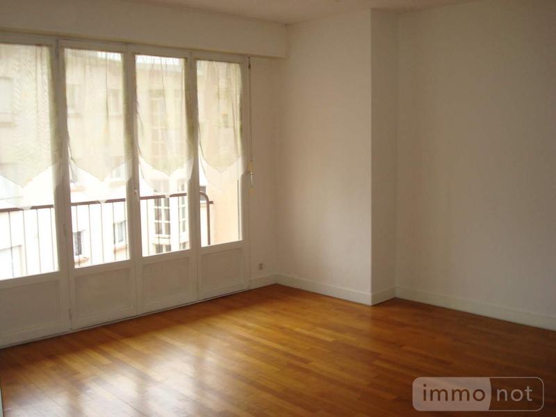 Appartement a vendre Remiremont 88200 Vosges 88 m2 4 pièces 84000 euros