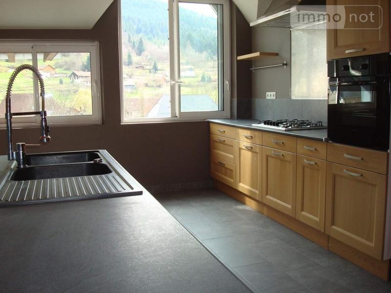 Maison a vendre Rochesson 88120 Vosges 172 m2 1 pièce 179000 euros