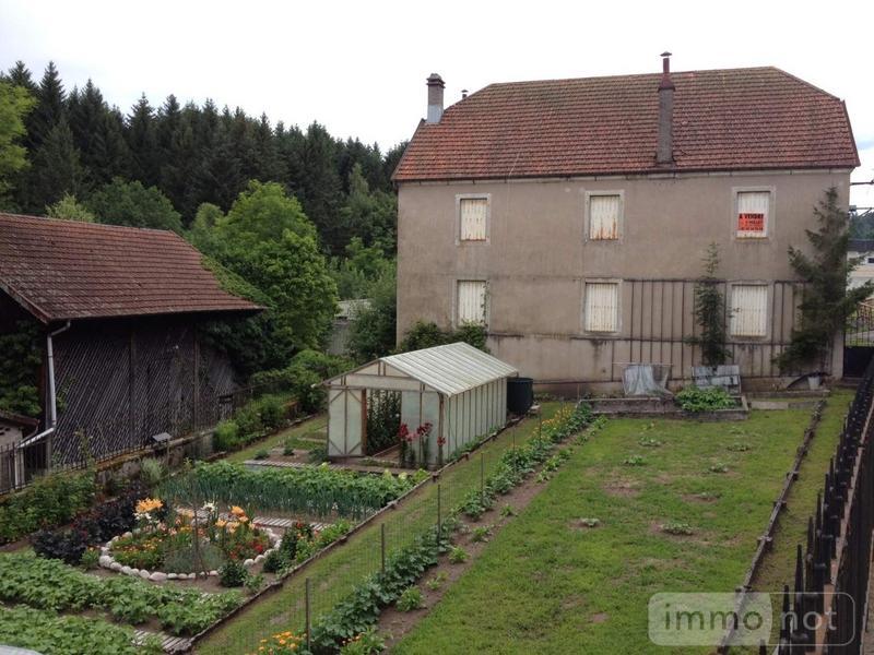 Maison a vendre Thiéfosse 88290 Vosges 280 m2 10 pièces 53000 euros