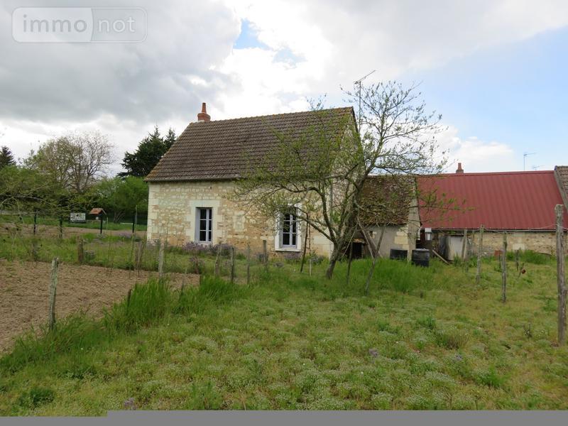 Maison a vendre Luçay-le-Mâle 36360 Indre 45 m2 2 pièces 41000 euros